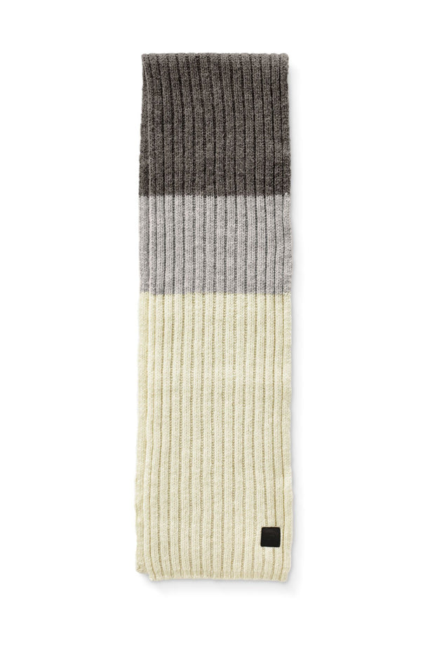 Womens Block Rib Scarf-Canada Goose-Te Huia New Zealand