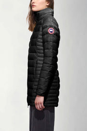 Womens Brookvale Hooded Coat-Canada Goose-Te Huia New Zealand