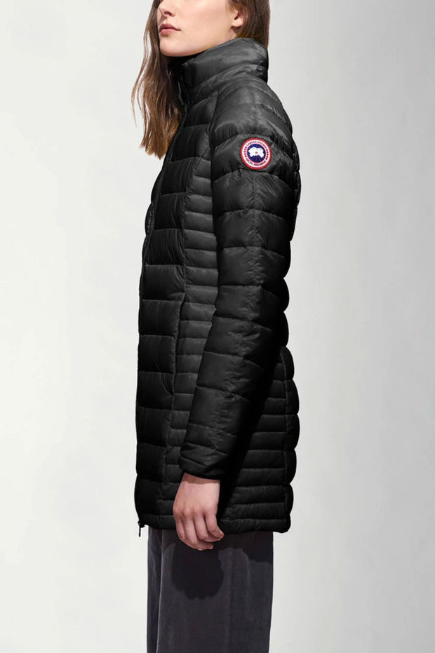 Canada Goose-Womens Brookvale Hooded Coat - buy online with www.tehuianz.com