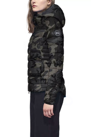 Womens Brookvale Hoody Black Label-Canada Goose-Te Huia New Zealand