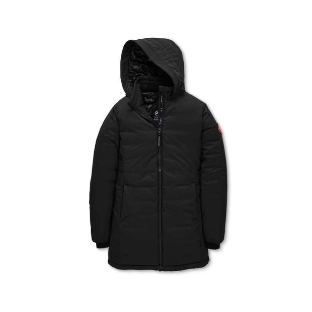 Womens Camp Hooded Jacket Matte Finish-Canada Goose-Te Huia New Zealand