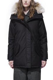 Canada Goose-Womens Cannington Parka Black Label - buy online with www.tehuianz.com