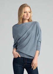 Womens Cubic Sweater-Untouched World-Te Huia New Zealand