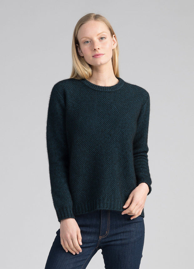 Womens Mosey Sweater-Untouched World-Te Huia New Zealand