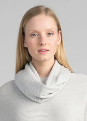 Womens Flitch Loop Scarf-Untouched World-Te Huia New Zealand