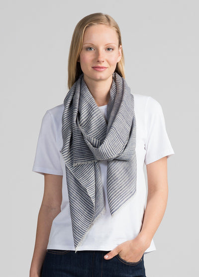 Womens Handloomed Kashmir Pashmina-Untouched World-Te Huia New Zealand