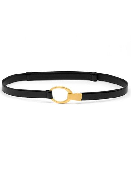 Womens Hook & Oval Belt-Paula Ryan-Te Huia New Zealand