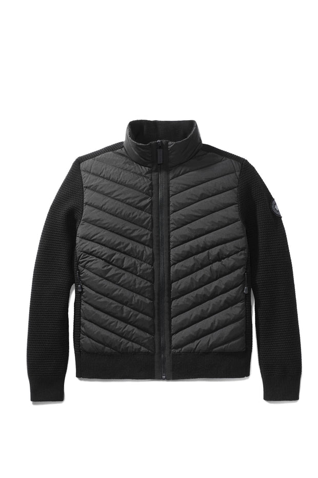 Canada Goose-Womens HyBridge Knit Jacket - buy online with www.tehuianz.com