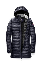 Canada Goose-Womens HyBridge Lite Hooded Coat - buy online with www.tehuianz.com