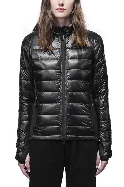 Womens HyBridge Lite Jacket Black Label-Canada Goose-Te Huia New Zealand