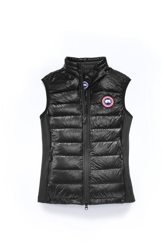 Womens HyBridge Lite Vest-Canada Goose-Te Huia New Zealand