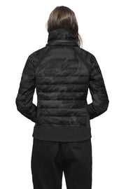 Womens HyBridge Perren Jacket Black Label-Canada Goose-Te Huia New Zealand