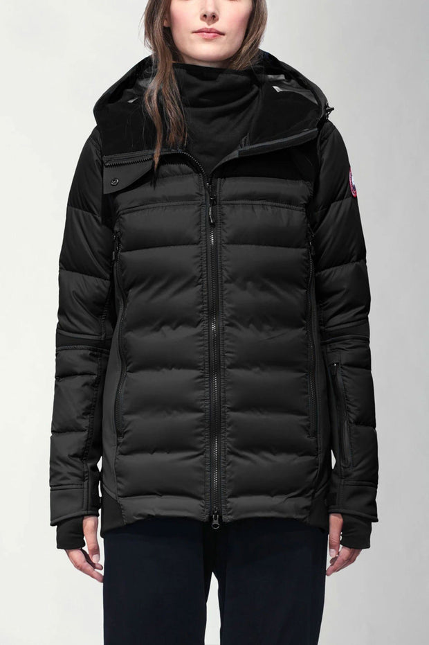 Womens HyBridge Sutton Parka-Canada Goose-Te Huia New Zealand
