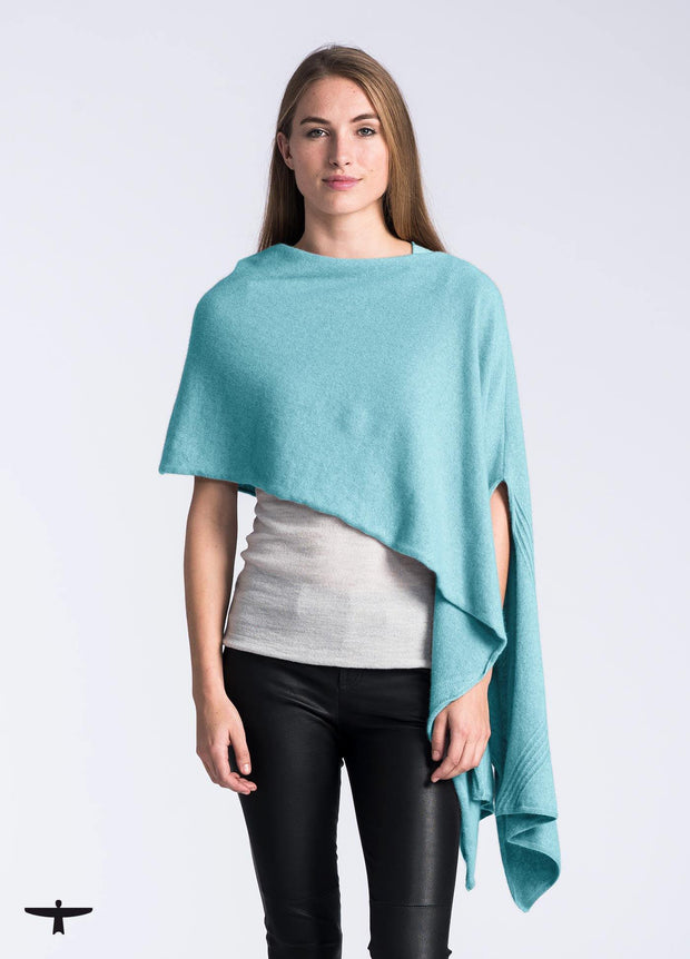 Womens Kapua Cirrus Wrap-Untouched World-Te Huia New Zealand