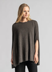 Womens Kapua Dream Cape Sweater-Untouched World-Te Huia New Zealand