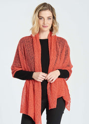 Womens Lace Wrap-Royal Merino-Te Huia New Zealand