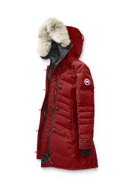 Womens Lorette Parka Fusion Fit-Canada Goose-Te Huia New Zealand