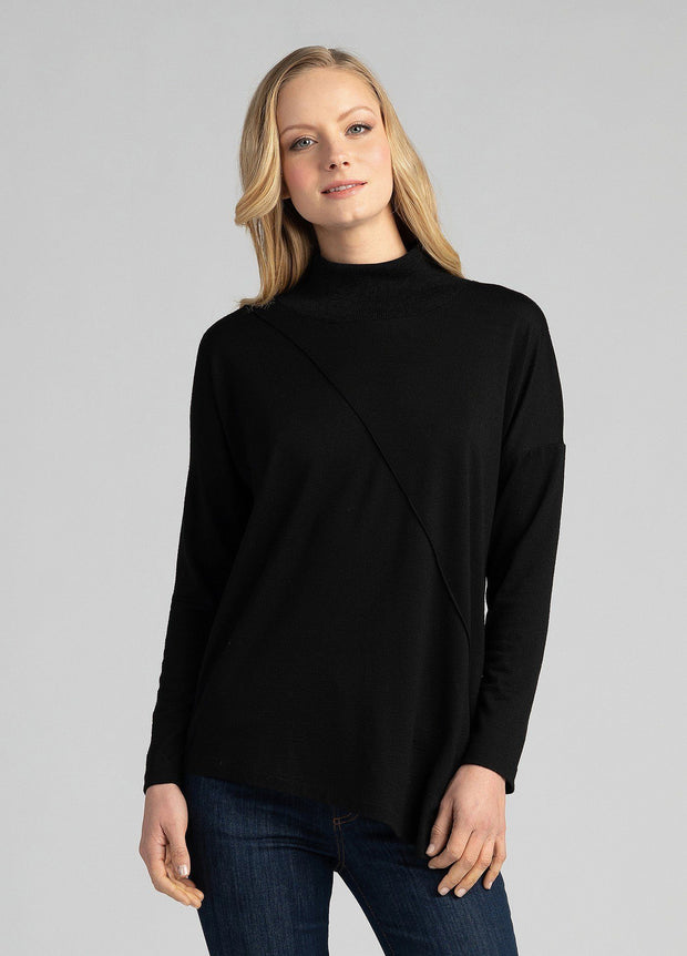 Untouched World-Womens Merino Metric Top - Black - buy online with www.tehuianz.com