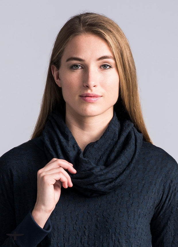 Untouched World-Womens Merino Scribble Loop Scarf - buy online with www.tehuianz.com
