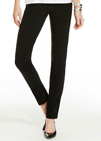Paula Ryan-Womens Microjersey Narrow Leg Pant - buy online with www.tehuianz.com