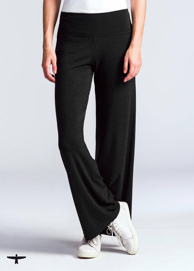Womens Relaxed Pant-Untouched World-Te Huia New Zealand