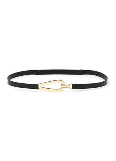 Womens Oval Buckle Adjustable Belt-Paula Ryan-Te Huia New Zealand