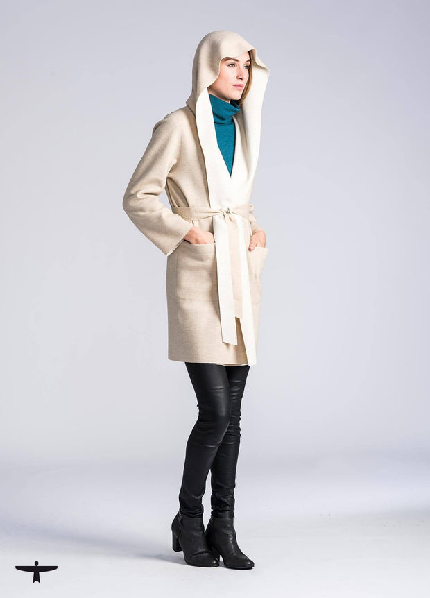 Untouched World-Womens Reverse Coat - buy online with www.tehuianz.com