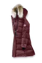 Womens Rowley Parka-Canada Goose-Te Huia New Zealand