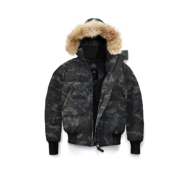 Womens Savona Bomber Black Label-Canada Goose-Te Huia New Zealand