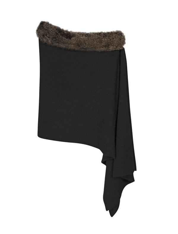 Native World-Womens Snowtip Fur Wrap - buy online with www.tehuianz.com