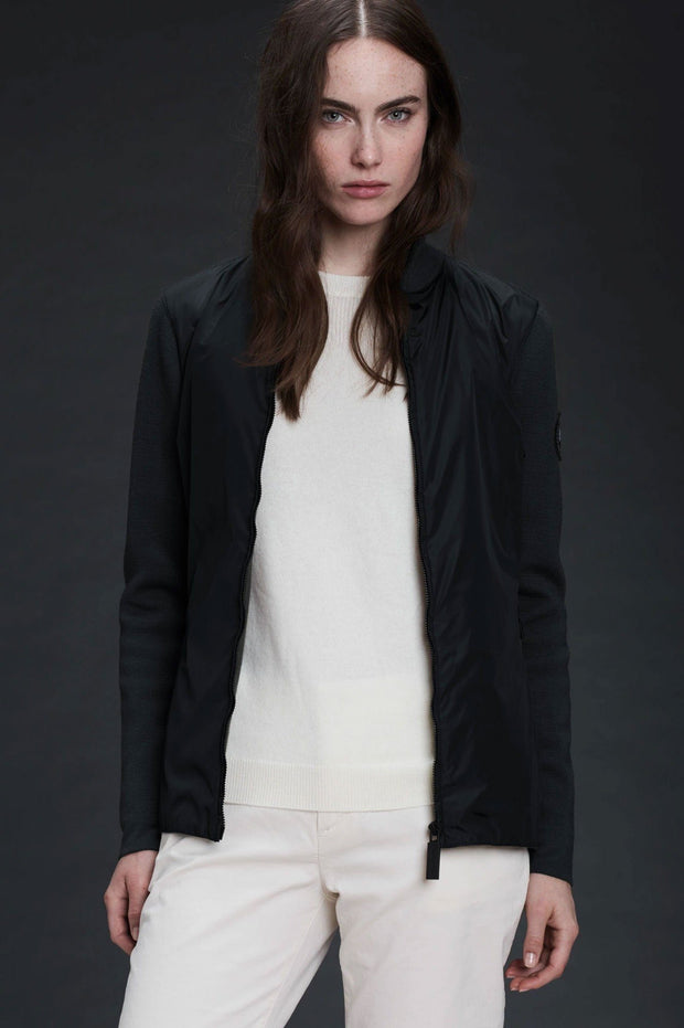 Canada Goose-Womens WindBridge Full Zip Sweater - buy online with www.tehuianz.com