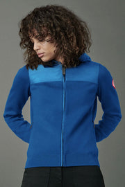 Womens WindBridge Hoody Classic Disc-Canada Goose-Te Huia New Zealand