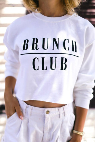 Brunch Club Crop