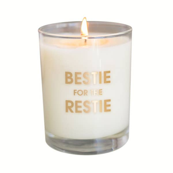 Bestie For The Restie Candle