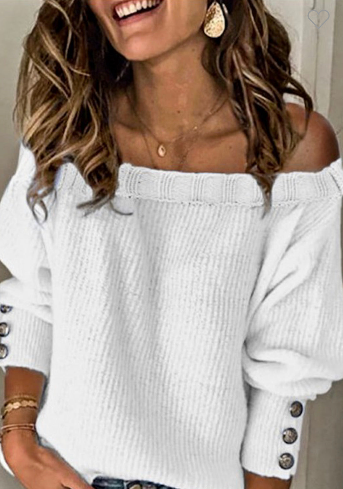 Cupcakes and Cashmere Rebecca Knit Top