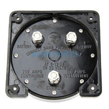 Heavy Duty Marine Dual Battery Switch Isolator Selector