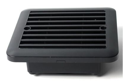 12V OR 24V RV BLACK Side Air Ventilation Trailer Caravan Vent fan low noise and strong Fan AUSTRALIAN STOCK FOR IMMEDIATE DELIVERY