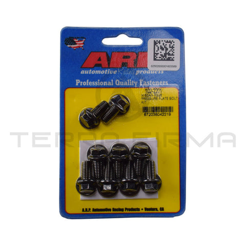 ARP Nissan RB26 Pressure Plate Bolt Kit For Nissan Skyline R32 R33 R34 GTR 102-2201