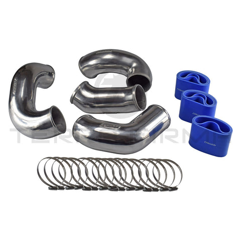 GReddy/Trust Intercooler Aluminum Piping Kit 12020901 For Nissan Skyline R32 GTR