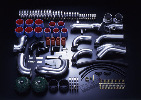 HKS Special Full Piping Kit For Nissan Skyline R33 GTR 1302-SN012