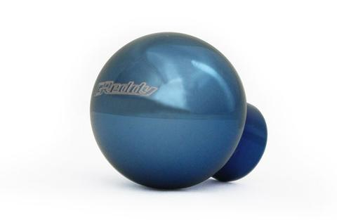 Greddy Blue Anodized Over Polished Stainless Shift Knob Ball For Nissan Skyline 14500111