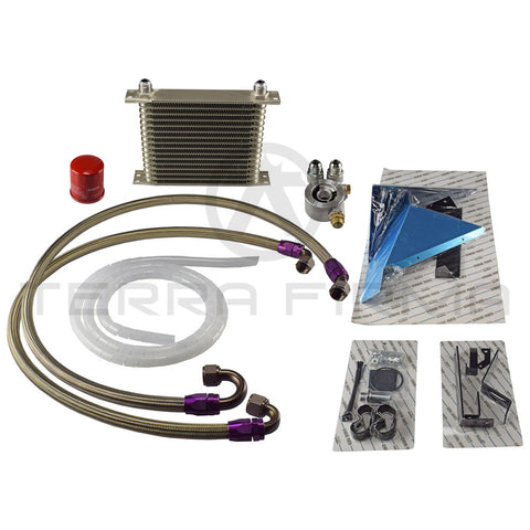 HKS Type S Oil Cooler Kit For Nissan Skyline R32 GTR 15004-AN003