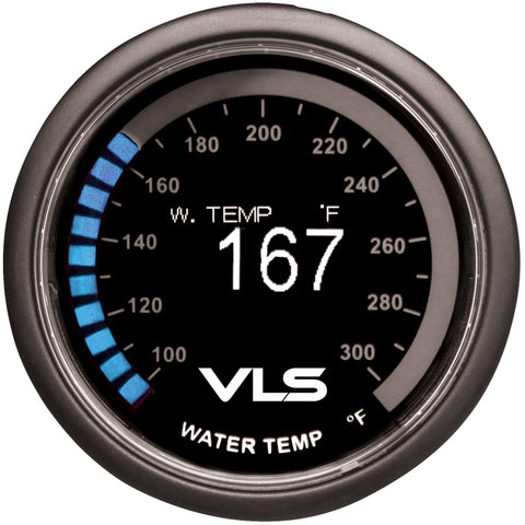 Revel VLS OLED Water Temperature Gauge For Nissan Skyline