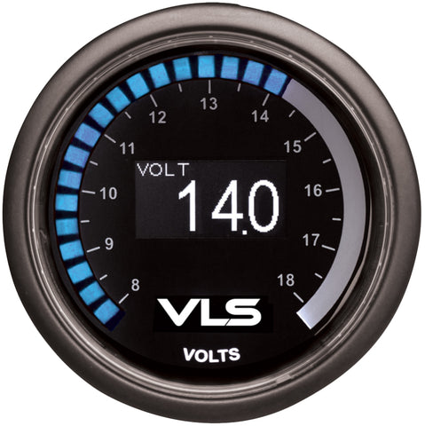 Revel VLS OLED Voltage Gauge For Nissan Skyline