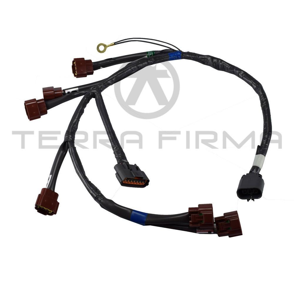Ignition Terra Firma Automotive Rb26 Wiring Harness Nissan Skyline R32 Gtr Rb26dett Coil Pack 24079 05u00