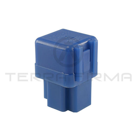 Nissan Skyline R34 GTR/GTT Rear Fog Lamp Relay, JIDECO (Blue)
