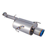 HKS SUPER TURBO MUFFLER Ti 45th LIMITED Edition For Nissan Skyline R34 GTR 31029-AN003V