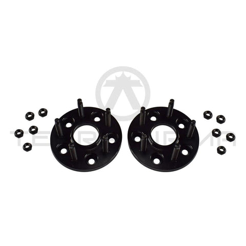 GKTech Hub Centric Spacers 5x114.3 25mm For Nissan Skyline 5114-25mm