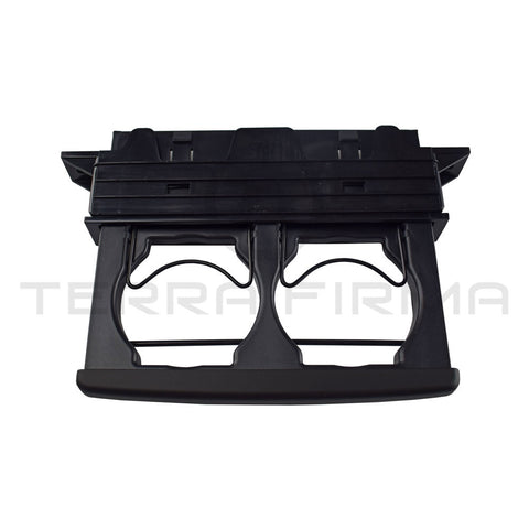 Nissan Pulsar GTiR RNN14 Lower Center Dash Instrument Panel Cup Holder Assembly