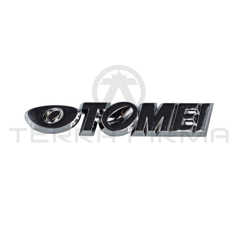 Tomei Trunk Emblem For Nissan Skyline/Silvia/180SX